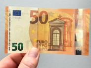 Neuer 50er: Neuer 50-Euro-Schein: Diese Merkmale sollen für Sicherheit sorgen