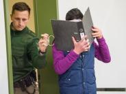 München: Mutmaßliche Syrien-Kämpfer wegen Terrorverdachts vor Gericht