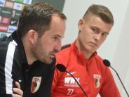 Video: Kein Neuer, dafür Finnbogason? FCA will gegen Bayern mutig auftreten