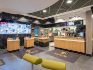 Die modernste McDonald's-Stadt im Land