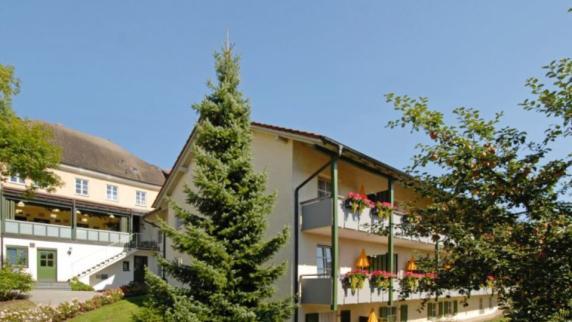 Beauty und Wellness: Hotel mit Historie
