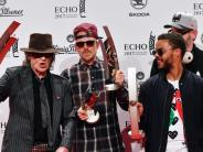 Echo-Verleihung: Gewinner und Zoff: Das war der Echo 2017