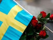 Terror in Stockholm: Schweden gedenkt der Toten mit einer landesweiten Schweigeminute