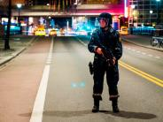 Schweden: 39-jähriger Usbeke gesteht Lkw-Anschlag in Stockholm
