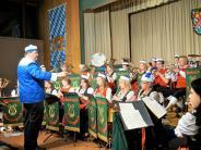Bildergalerie: Frühjahrskonzert des Musikvereins Kleinaitingen
