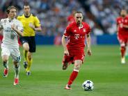 "FC Bayern: Pressestimmen zu Bayern - Real Madrid: ""Ronaldo zertrümmert Bayerns Hoffnung"""