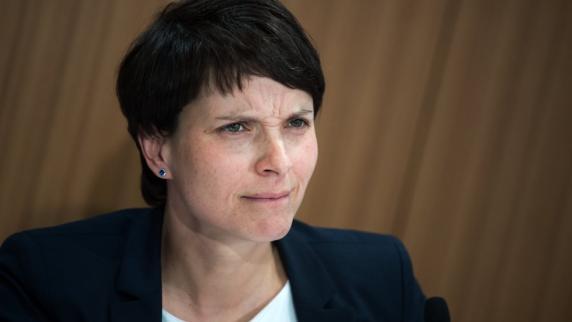 Petry gerät vor Kölner AfD-Parteitag erneut unter Druck