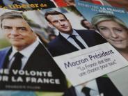 Präsidentschaftswahl: Frankreichs Seele kocht