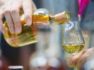 Leichte Sprache: Ein teurer Schluck Whisky