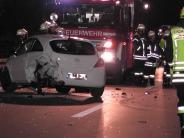 Donauwörth: Hilfsbereitschaft endet mit Unfall