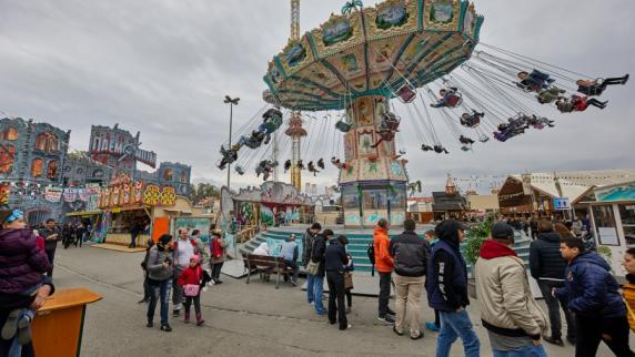 Augsburg: Schlechtes Wetter: Augsburger Osterplärrer soll verlängert werden