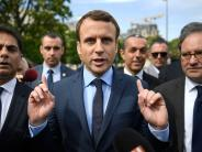 Wahlen in Frankreich: Der kometenhafte Aufstieg des Emmanuel Macron