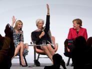 Women20 Summit: Ivanka Trump beteuert: Mein Vater schätzt Frauen