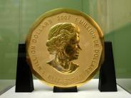 Berlin: Steht die Suche nach der großen Goldmünze vor dem Ende?