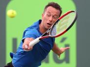 Tennis: Kohlschreiber scheidet in Barcelona gegen Südkoreaner aus