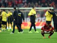 FC Bayern München: FC Bayern fliegt auch noch aus dem DFB-Pokal