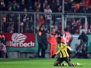 DFB-Pokal: Ousmane Dembélé: Der Teenager, der Dortmund nach Berlin schoss