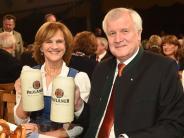 """Porträt: Karin Seehofer: Bayerns """"First Lady"""" ist mit Spaß dabei"""
