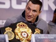 """Boxen: Klitschko vor dem Joshua-Kampf: """"Jetzt bin ich wieder hungrig"""""""