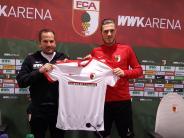 FC Augsburg: Kurioses zur Trikotwerbung: Das ist erlaubt - und das gab es schon