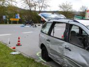 Kreis Neu-Ulm: Auto und Quad stoßen zusammen: 21-Jähriger lebensgefährlich verletzt
