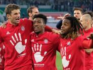 """FC Bayern München: Rummenigge belehrt Hoeneß: """"Titel nicht als Trostpreis abtun"""""""
