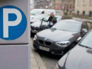 Parken: Deutsche Wirtschaft liefert sich Kampf um Parkplatz-App