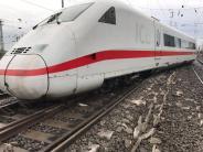 Dortmund: ICE in Dortmund entgleist - Bahnverkehr bleibt eingeschränkt