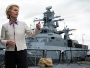Kommentar: Ursula von der Leyen: Die einsame Kommandeurin auf dem Feldherrenhügel