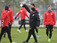 FC Augsburg: Es wird eng im FCA-Trainingslager