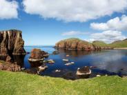 Shetland-Inseln: Wind und Wolle: Zu den Webern und Strickern auf den Shetlands