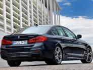 Neuvorstellung: BMW 530e und M550i: Eine Frage der Vernunft