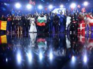 ESC 2017: Ein Heiratsantrag wird beim ESC-Halbfinale zum Gesprächsthema