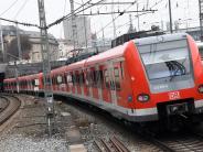 Vollsperrung: Münchner Innenstadt wieder ein ganzes Wochenende ohne S-Bahn