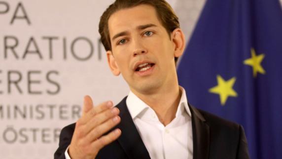 Österreich - Außenminister Kurz will Neuwahlen