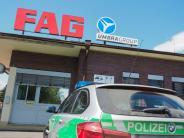 Unterfranken: Schaefflerwerk: Zwei Arbeiter nach Explosion in kritischem Zustand