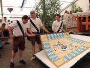 Bildergalerie: Fahnenweihe in Dasing