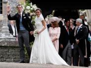 Hochzeit: Das Ja-Wort des Jahres: Pippa Middleton hat geheiratet