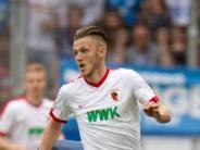"""FC Augsburg: Einzelkritik: Luthe und Gouweleeuw glänzen beim """"Endspiel"""""""