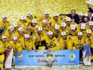 Eishockey-WM 2017: Kanada entthront: Schweden ist zum zehnten Mal Weltmeister