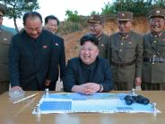 Krise: Nordkorea bestätigt weiteren Test einer Mittelstreckenrakete