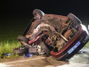 Kirchheim: Zwei Frauen sterben bei Verkehrsunfall im Unterallgäu