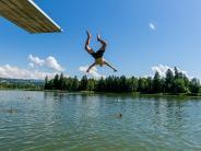 Wetter: Erstes Sommer-Wochenende: 30 Grad und Sonne den ganzen Tag