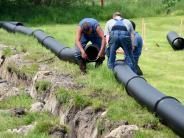 400.000 Liter Bier: Metal-Festival Wacken: Eine Bier-Pipeline für die Festivalgäste