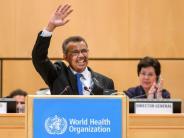 WHO-Generaldirektor: Äthiopier Tedros wird Chef der Weltgesundheitsorganisation