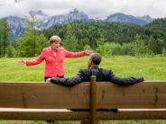 Evangelischer Kirchentag: So gläubig sind Barack Obama und Angela Merkel