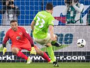 Relegation: Hoffnung für den Vfl: Wolfsburg gewinnt 1:0 gegen Braunschweig