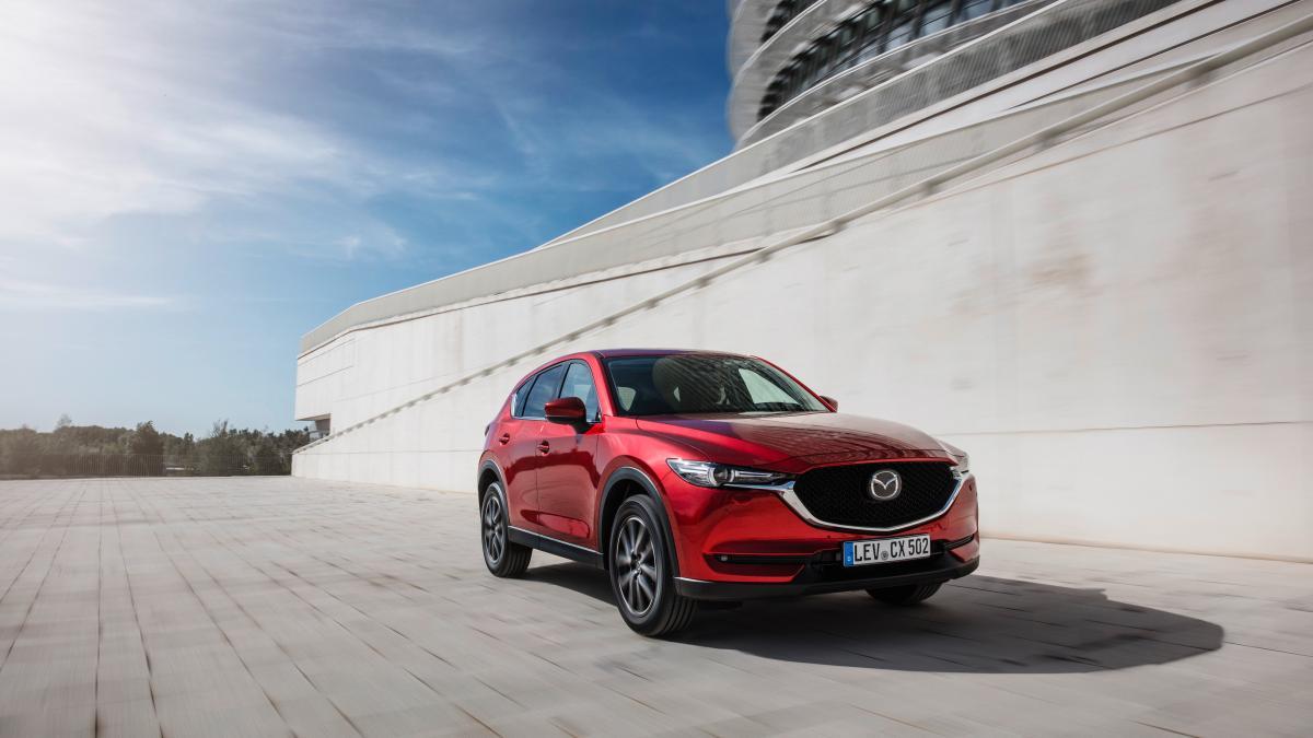 Mazda CX5 (2017) TestBericht, Preis, Daten, Bilder