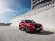 Neuvorstellung: Mazda CX-5: Diskretes Upgrade für den Bestseller