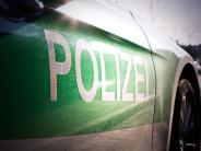 Gersthofen: Betrunkener 51-Jähriger rammt Auto und fährt in Brücke